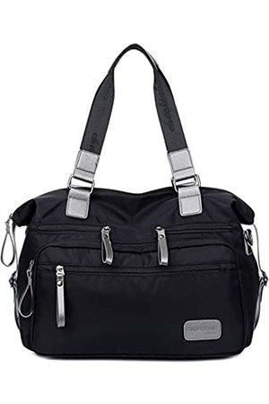 SIMU Wasserdichte Nylon-Schultertasche Reisetasche Arbeit Tote Bag Home Health Krankenschwester Bag Stilltasche