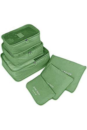 PHABULS Reisetaschen-Organizer-Set, Gepäcktaschen, Organizer, niedliche Packwürfel