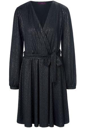 TALBOT RUNHOF X PETER HAHN Damen Freizeitkleider - Jersey-Kleid in Wickel-Optik