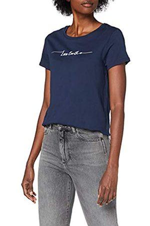 Mavi Damen Love Earth Printed TOP T-Shirt