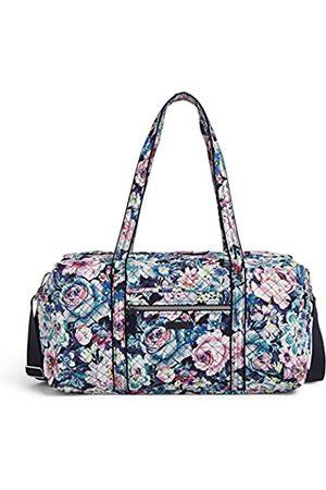Vera Bradley Damen Iconic Medium Travel Duffel, Signature Cotton Reisetaschen