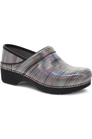 Dansko LT Pro Clogs für Damen, Krankenpflege, medizinische Schuhe, Komfort für den ganzen Tag, (Prism Metallic)