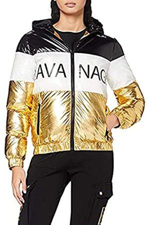 Gianni Kavanagh Damen Contrast Black Kavanagh Jacket Jacke