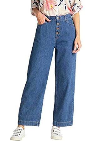 Lee Femme Wide Leg Straight Jeans