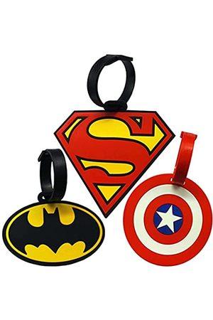 H Concepts Gepäckanhänger mit Superhelden-Motiv