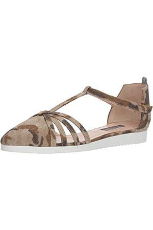 Sjp Damen Meteor Sneaker, (Camo Leinen)