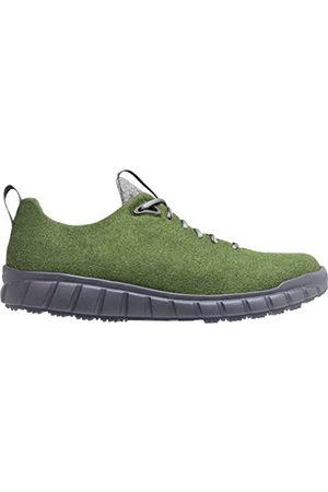Ganter EVO Damen-H Sneaker, Green, antrazit
