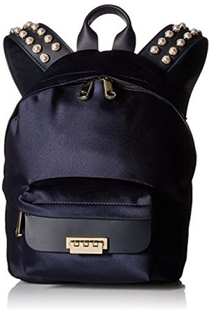 ZAC Zac Posen Eartha Iconic Small Backpack-Satin and Pearls