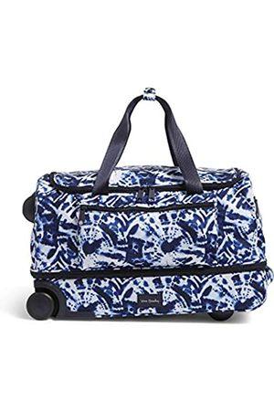 Vera Bradley Damen Recycled Lighten Up Reactive Foldable Rolling Duffle Luggage Koffer