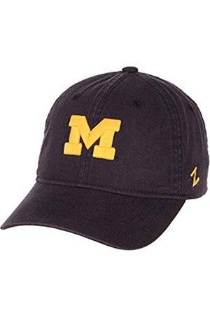 Zulu & Zephyr Erwachsene NCAA All American Relaxed Adjustable Hat (Michigan Wolverines - Navy)