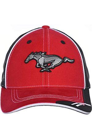 Checkered Flag Sports Karierte Flagge Herren Ford Mustang Logo Cap Verstellbar & Hut