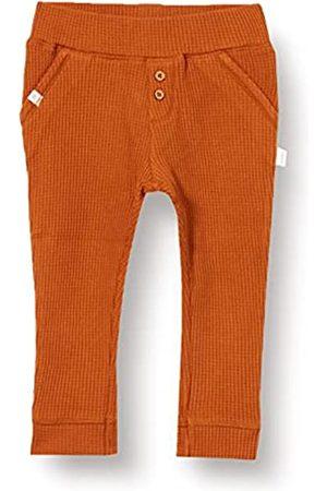 Noppies Unisex Baby U Slim Fit Pants Sandown Hose, Roasted Pecan-P672