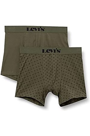 Levi's Mens Men's Bandana All-Over-Print Briefs (2 Pack) Boxer Shorts