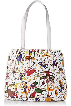 PIERO GUIDI Damen Shopping Bag Umhngetasche, 32x25