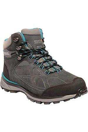 Regatta Damen Ldy Samaris Suede Walking Shoe, Briar/Atlnts