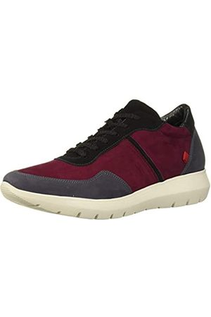 Marc Joseph New York Damen Leather Eva Lightweight Technology Fashion Trainer Sneaker Turnschuh