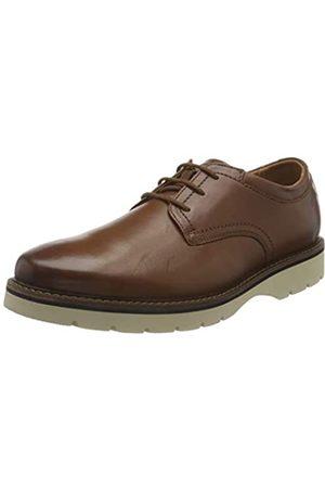 Clarks Herren Bayhill Plain Oxford-Schuh