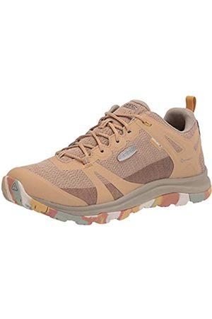 Keen Damen Terradora II WP-W Hiking Shoe, Brick Dust/Tan