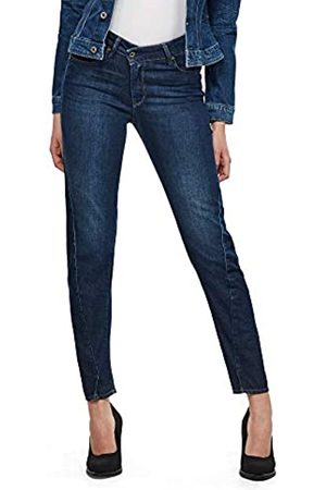 G-Star Damen Straight Jeans Joci 3D Mid Waist Slim