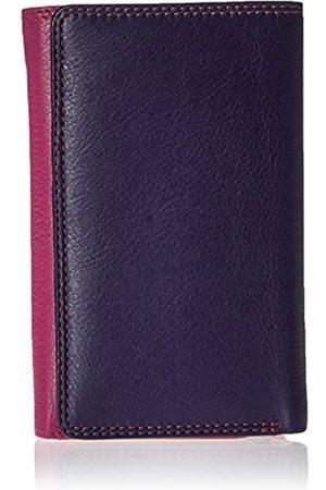 Visconti RB43 Damen Geldbörse und Geldbörse, aus weichem Leder, mehrfarbig