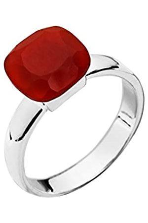 Canyon Damen Ring, Silber, Achat, 50 (15.9)