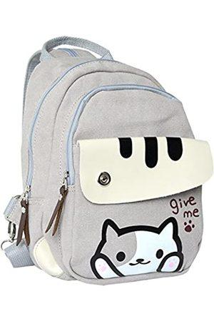 Joyralcos Anime Neko Atsume Multifunktionale Umhängetasche Rucksack Japanisches Spiel Katze Rucksack Gr. One size