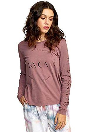 RVCA Damen ENCIRCLE T-Shirt