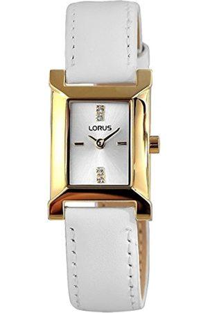 Lorus Damen Uhren - DamenuhrmitEchtlederarmband