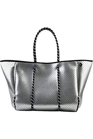 Cidyrer Strandtasche für Damen | Herren und Kinder | Pooltasche / Reise / Fitnessstudio / Mehrzweck-Tragetasche mit Innentasche mit Reißverschluss.