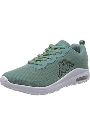 Kappa Unisex-Erwachsene Ally Sneaker, 3610 dk.Mint/White