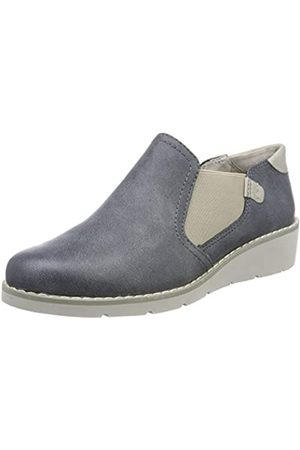 Soft Line Damen 24664 Slipper, (jeans)