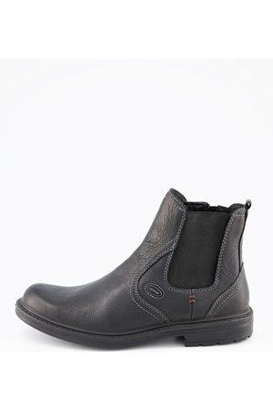 JP 1880 Herren Chelsea Boots - Chelsea-Boot mit Reißverschluss, Herren