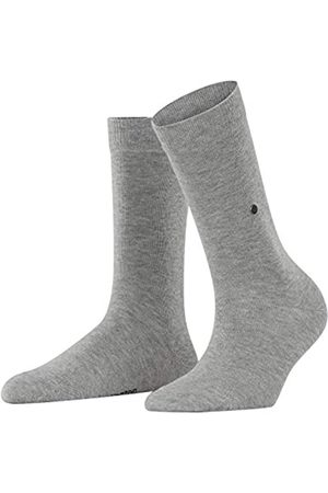 Burlington Damen Lady W SO Socken, 1er Pack, (Light Grey 3400