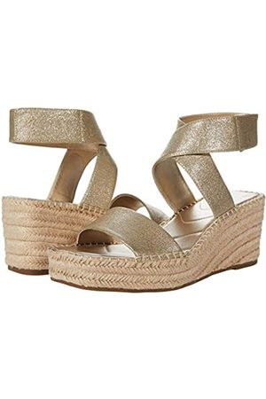 Franco Sarto Damen Carezza Keilabsatz-Sandale