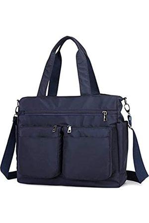AIRUI Crossbody-Taschen für Frauen, Nylon-Geldbörse mit mehreren Taschen, große Schultertaschen, Handtaschen für Reisen, Arbeit und den täglichen Gebrauch
