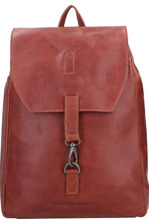 Cowboysbag Tamarac Rucksack Leder 40 Cm Laptopfach in mittelbraun, Rucksäcke für Damen