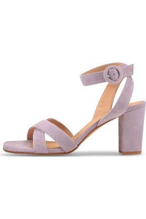 KMB Sandalette Micu in helles lila, Sandalen für Damen