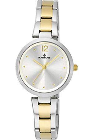 Radiant Damen Analog Quarz Uhr mit Edelstahl Armband RA470203