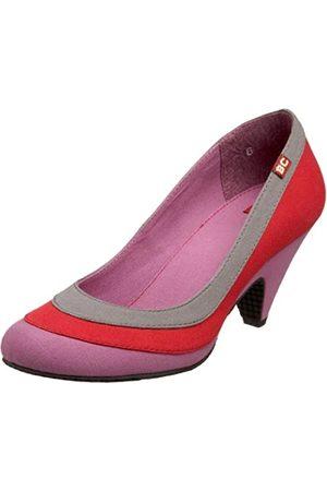 BC Footwear Damen Celebutante, Rot (Magenta Multi)