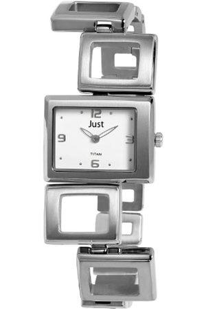 Just Watches Just Damen-Armbanduhr Quartz 48-S61130-WH