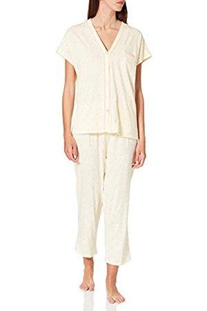 Women secret Damen Short Sleeves Masculine Pyjama Zweiteiliger Schlafanzug