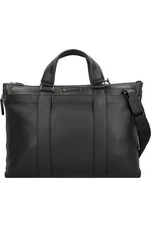 Piquadro Modus Aktentasche Leder 42 Cm Laptopfach in , Businesstaschen für Herren