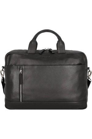 Alassio Tiber Aktentasche Leder 41 Cm Laptopfach in , Businesstaschen für Herren
