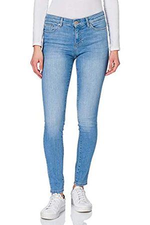 ONLY Female Skinny Fit Jeans ONLAnne Life Mid L32Light Blue Denim