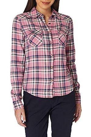 LTB Damen Lucinda Hemd mit Button-Down-Kragen
