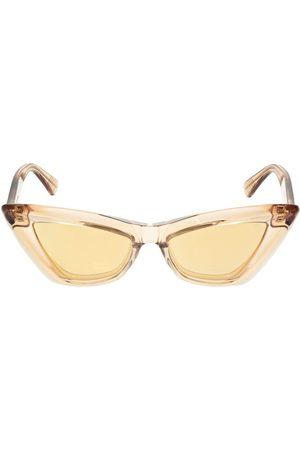 BOTTEGA VENETA Pointed Cat-eye Sunglasses