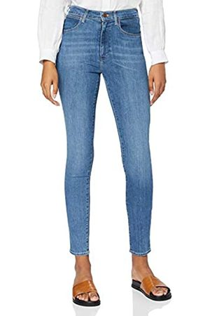 Wrangler Damen High Rise Skinny Jeans
