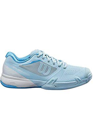 Wilson Damen Rush Pro 2.5 2019 W Schuhe, Omphalodes/White/Alaskan Blue