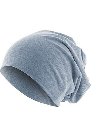 MSTRDS Unisex Erwachsene Jersey Beanie Strickmützen,per Pack (Heather Indigo 3827)