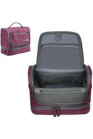 TABITORA Damen Reisetaschen - Kulturbeutel, tragbar, zum Aufhängen, Reise-Organizer, große Kapazität